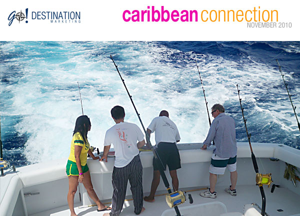 Caribbean Destination Header