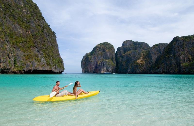 Honeymoons in Thailand
